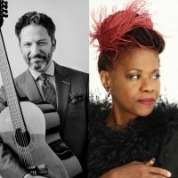 John Pizzarelli Quartet with Catherine Russell pre...