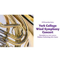 York College Wind Symphony Concert