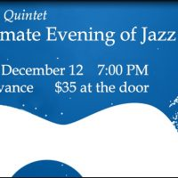 Dave Stahl Quintet - An Intimate Evening of Jazz