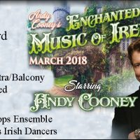 "Andy Cooney's ""Enchanted Music of Ireland"""