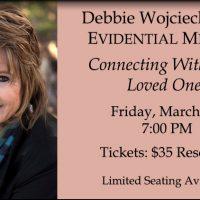 Debbie Wojciechowski, Evidential Medium