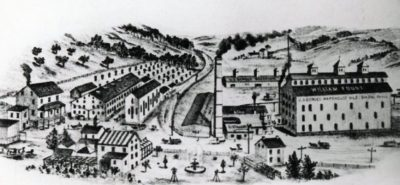 The History of Foust Distillery