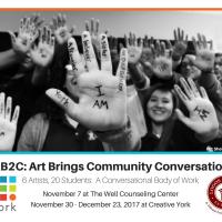 AB2C: Art Brings Community Conversation Exhibit, Part 2