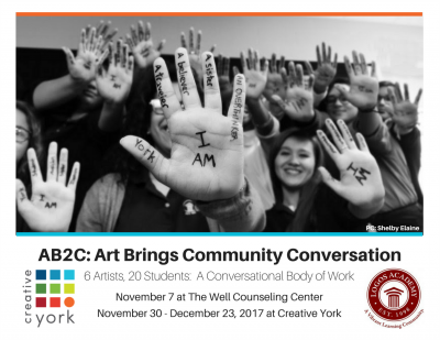 AB2C: Art Brings Community Conversation Exhibit, Part 2