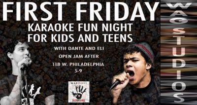 Karaoke Fun Night First Friday York
