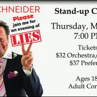 Rob Schneider Stand-up Comedy