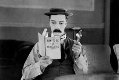 "CelebrateARTS! Silent Film ""Sherlock Junior"" with ..."