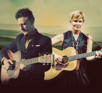 An Acoustic Evening With Lyle Lovett & Shawn Colvin
