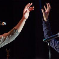 Adam Pascal & Anthony Rapp: Acoustically Speak...