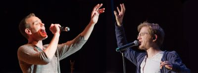 Adam Pascal & Anthony Rapp: Acoustically Speak...