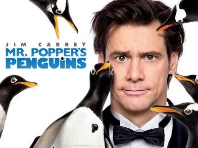 Free First Friday Family Film: Mr. Popper's Penguins