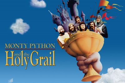 CapFilm: Monty Python and the Holy Grail