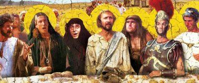 CapFilm: Monty Python - Life Of Brian