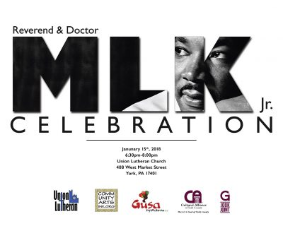 CelebrateARTS! Rev. Dr. Martin Luther King, Jr. Celebration