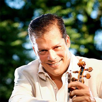Guest Recital: Odin Rathnam, violin