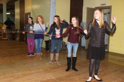 Audition Workshops for Teens (15 - 18)