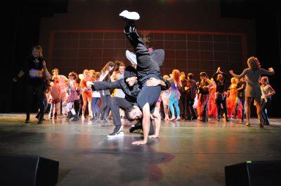 CelebrateARTS! Free Kids Hip Hop Dance Class