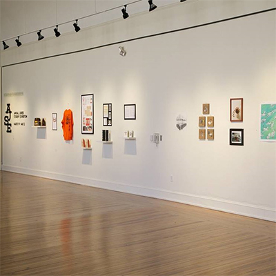 York College of PA Annual Juried Student Exhibitio...