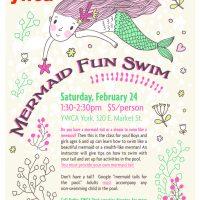 Mermaid Fun Swim