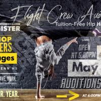 2018-2019 Flight Crew Dance Auditions