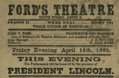 The Assassination & Funeral of Abraham Lincoln