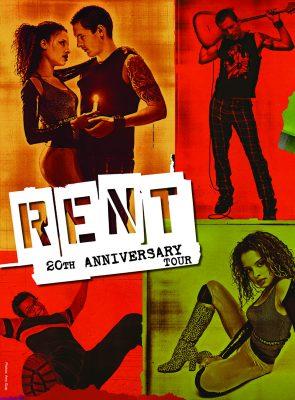 RENT 20th Anniversary Tour