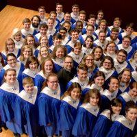 Lebanon Valley College Concert Choir Concert at St. John Episcopal Church