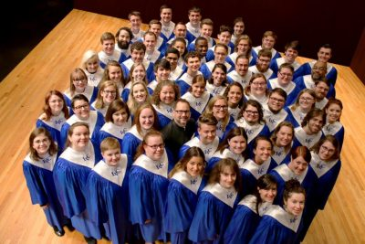 Lebanon Valley College Concert Choir Concert at St...
