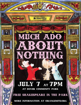 OrangeMite Studios Presents: Much Ado About Nothing