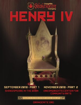 OrangeMite Studios Presents: Henry IV Part 1