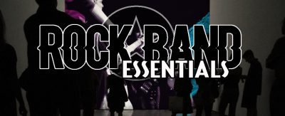 ROCK BAND Essentials FOR ADULTS @ WAG Studios (Wea...