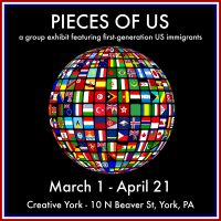 Pieces of Us: First-Generation Immigrant Artists