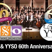 York Youth Symphony 60th Anniversary & York Junior Symphony 50th Anniversary Join Concert