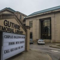 Art at Guthrie Memorial Library