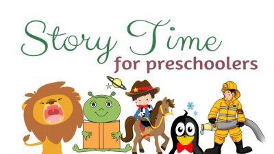 Preschool Story Hour at Kreutz Creek Library Center