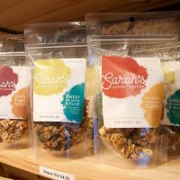 Sarah's Savory Snacks Supports GLY