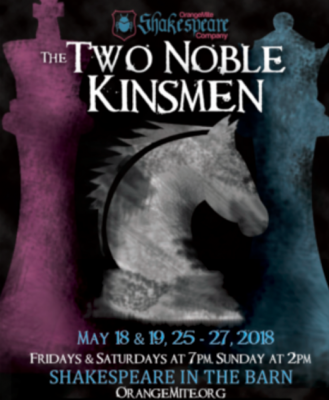 OrangeMite Studios Presents: Two Noble Kinsmen