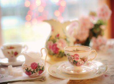 Victorian Tea and Bonham Family Presentation