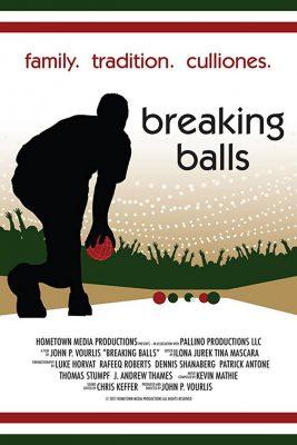 "Meet ""Breaking Balls (bocce balls)"" filmmaker at SMALL STAR!"