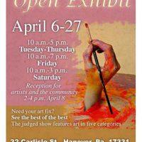 3rd Open Exhibit