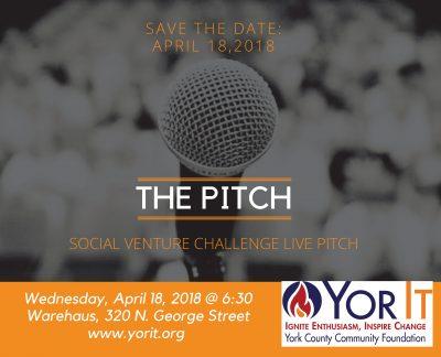 YorIt Social Venture Challenge Live Pitch