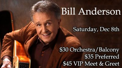 """Whispering"" Bill Anderson"
