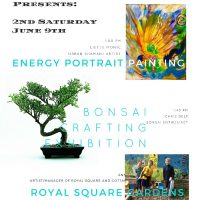 King's Courtyard Artist Collective Presents: 2nd Saturday