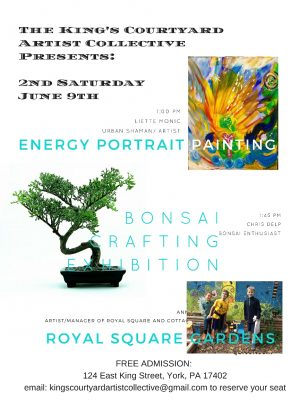 King's Courtyard Artist Collective Presents: 2nd S...