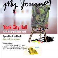 Mental Health Awareness Month Art Show Opening Reception