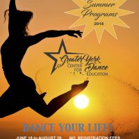 Summer Dance at GYDance