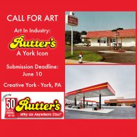 CALL FOR ART: Art In Industry: Rutter's - A York Icon (at Creative York)