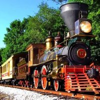 Opening Steam Weekend with No. 17 and The Susquehanna Travellers