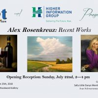 Alex Rosenkreuz: Recent Works