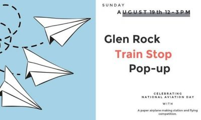 Glen Rock Train Stop Pop-Up Market